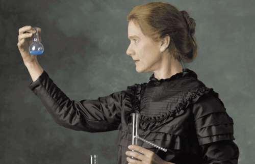 фото мария склодовская кюри